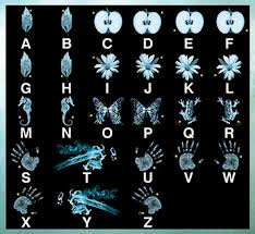 fringe glyphs
