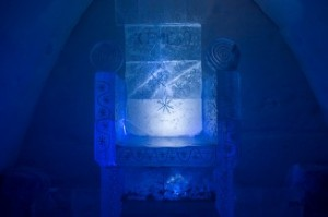 Ice Throne