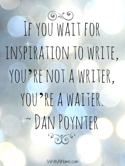 Writespiration #8