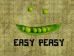 easy peasy1