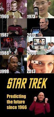 Trek to Tech